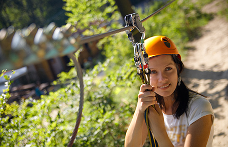 Chukka Adventure Zipline Tour